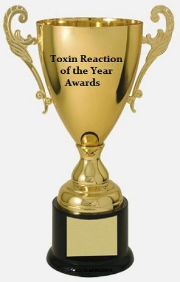 Toxin Reaction of the Year Awards