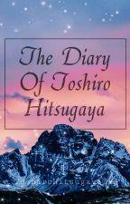 The diary of Toshiro Hitsugaya. by ToshiroHitsugayaCap