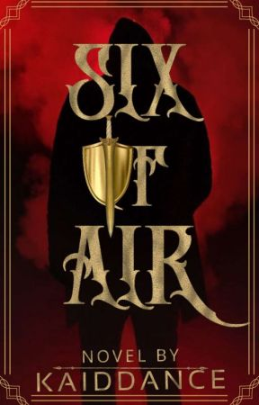 Six Of Air (Queen Of Water: Book 2) by Kaiddance