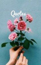 Quotes by lunataecc