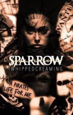 SPARROW   HARRY HOOK by whippedcreaming
