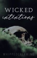 WICKED INTENTIONS | TOM RIDDLE by whippedcreaming