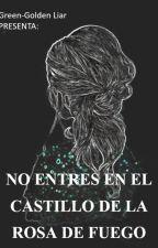 NO ENTRES EN EL CASTILLO DE LA PIEDRA DE FUEGO by GreenGoldenLiar