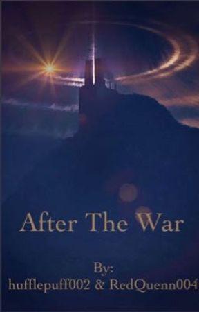 After the War by RedQueen004
