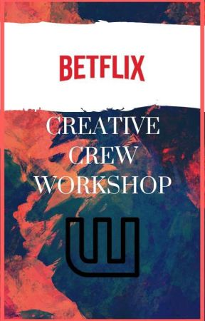 Creative Workshop 📚🖌⚠️ by betflixawards
