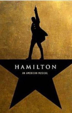 Hamlisquad~ (One Shots) - George Washington x Daughter