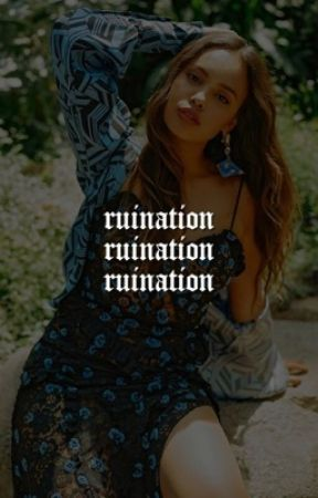 RUINATION ( J. BLACK ) by twogchsts