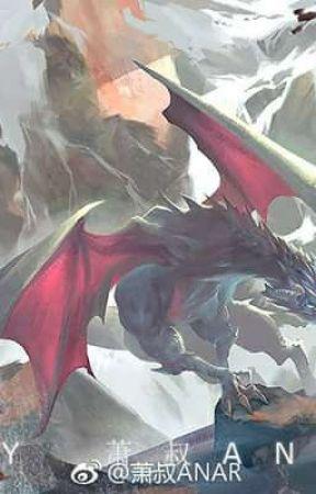 Dragones del Alma by Kerberos_13