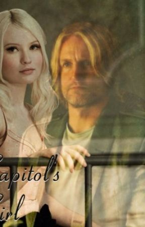 Capitol's girl -hunger games (Haymitch) love story by Rabbit-doll