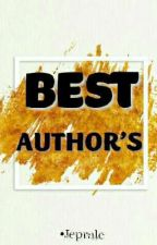 Best author (Philippines)  by Jepralc