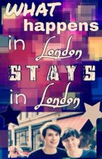What happens in London, stays in London (phan omegaverse) by phanwhitets