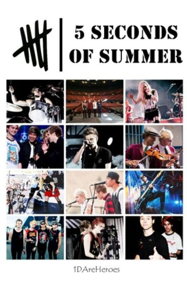 5 Seconds of Summer. √ [ Editando ]