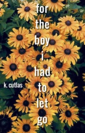 for the boy i had to let go by kcutlas