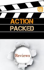 Action Packed Cover Contest by LisaRedfern