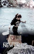 The New Girl -Jelena by ChaseBanner
