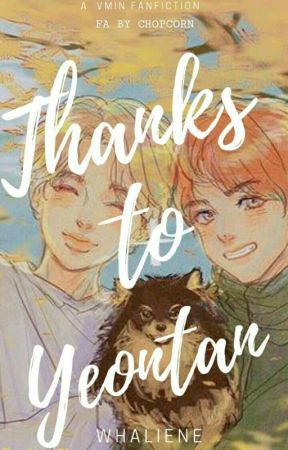 Thanks to Yeontan ✔ [VMIN] by whaliene