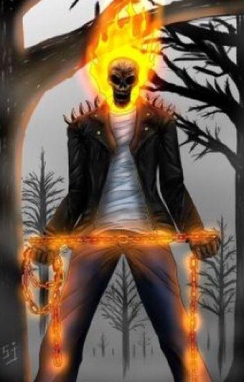 A Killer's Avenger (Ghost Rider Male Reader x Serial Killers