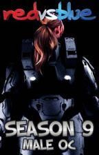 Red vs Blue Season 9: Male Oc by xSpartanLeox