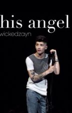 his angel | zayn au by dewaanazayn