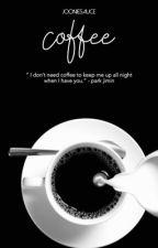Coffee || minjoon by jooniesauce