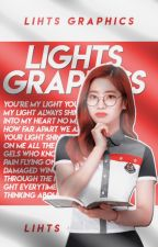 LIGHTS GRAPHICS. +covershop by luseoks