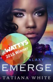 Dark Galaxy: Emerge (Book 1) #wattys2015 by Tatixtia