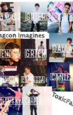 Magcon Imagines by ToxicFan