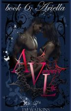 A Vampire's Life Book 6 by xMishx
