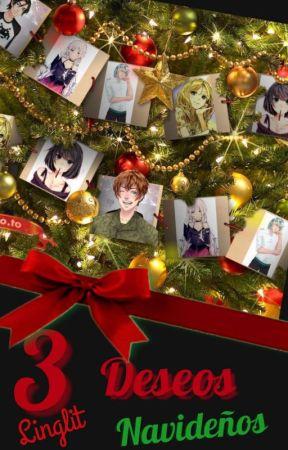 3 Deseos Navideños Cdm Lysandro Kentin Y Armin Deseo Navideño 3