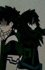 Izuku's villain Twin Sis  by EvilDeathGirlYAY