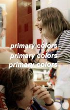 primary colors [CONAN GRAY] by awstenscoffee