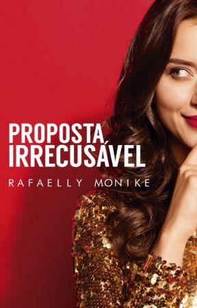 Proposta irrecusável - Completo na Amazon  by RafaellyMonike
