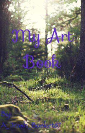My Art Book by Pixel_Markings87