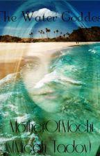 The Water Goddess by motherofmochi