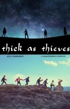 thick as thieves || bts x mamamoo by PalmerPie