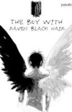 The boy with raven black hair by janoforever