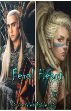 Feral Heart (Thranduil) by XxScarletMaidenxX