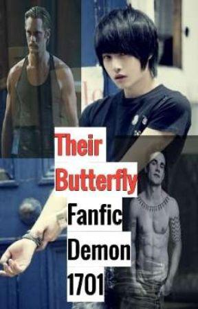 Their Butterfly {True Blood Romance18+} - Sinking Feelings Part 1