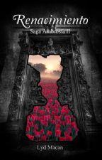 Renacimiento Saga Ambrosía (libro 2) by LydMacan