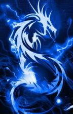 The Twin Frost Dragons by LizAjCinderCraft