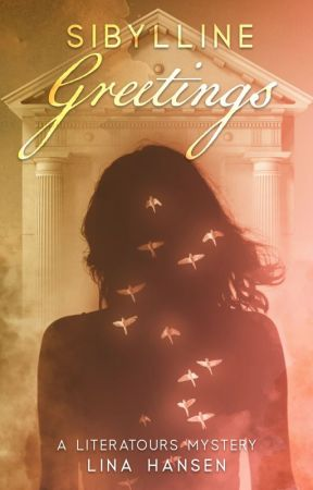 Sibylline Greetings - A LiteraTours Cozy Mystery by lhansenauthor