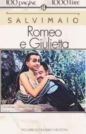 Romeo&Juliet | Salvimaio Oneshot by salvimaio