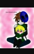 Puppy Love(Eyeless Jack x Ben Drowned) by stiches_loves_kidge
