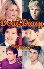 Dear Diary | One Direction  by OmgBruhh_