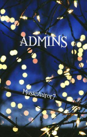 °•Admin Book•° by MusicAuror7
