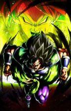 The Saiyan hero Deku part 2 by shuradecapricornio6