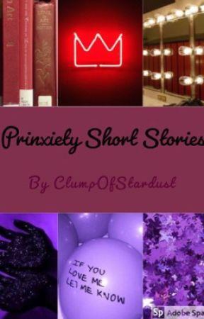 Prinxiety Short Stories  - Freckles and Sleepovers - Wattpad