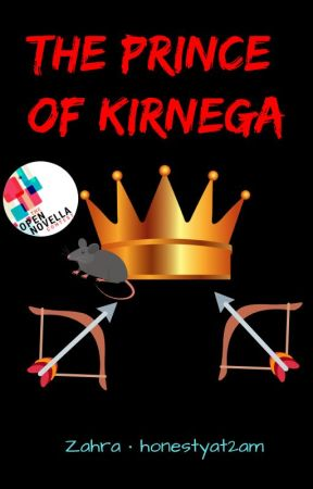 The Prince of Kirnega by honestyat2am