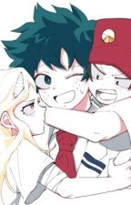 Deku is a good father of eri and kota by AngelMartinez760226