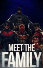 Meet The Family by Knights-of-Gotham